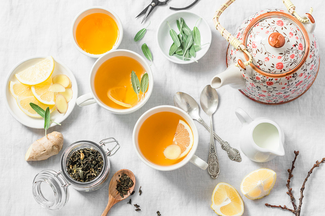 Why You Should Drink Different Teas At Different Times Of The Day