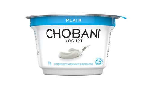 Elyse Perry Diet, Chobani Yoghurt