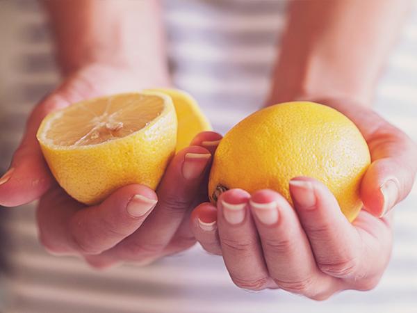 foods good for digestion, lemon, lemons