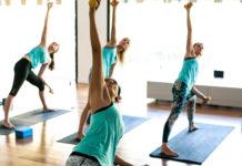Warrior Yoga, Rexona Don't Sweat It Yoga Series, Sporteluxe