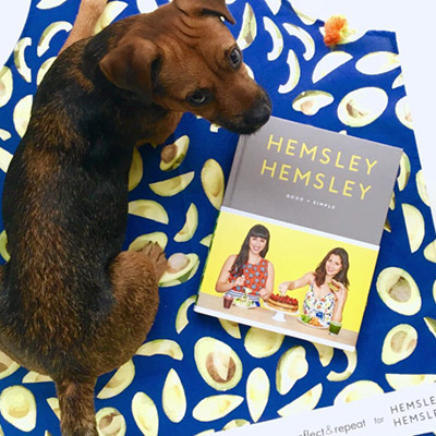Hemsley + Hemsley, jasmine and melissa