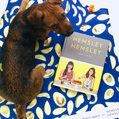Hemsley + Hemsley, jasmine and melissa