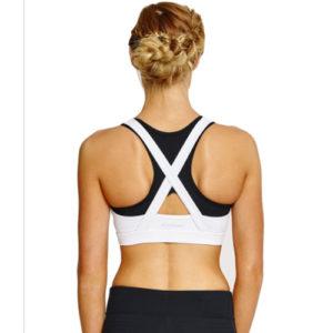 LEO HI-TECH SPORTS BRA, Abi and joseph sports bra, yoga bra