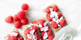 Arnotts, sweet snacks, Cruskits, Raspberries, Dairy free sweet, vita weats, almond butter