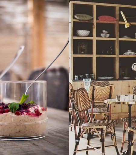 Meet organic café Comptoir 102
