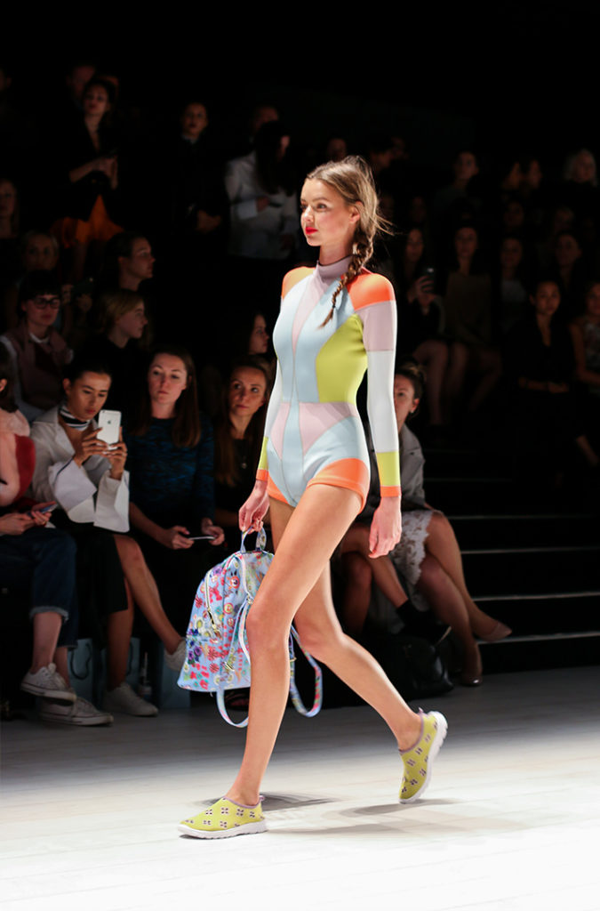 Cynthia Rowley, Neoprene wetsuits, active wear trends, sports luxe, womens wetsuits