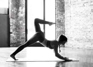 Bianca Cheah, Yoga Mat, Yas Fittness Venice