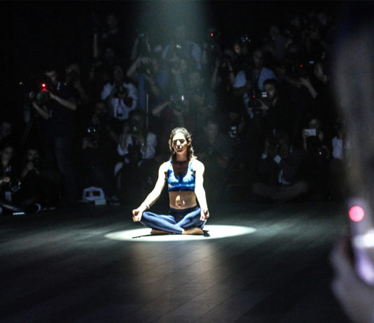 Bondi Bather, guided meditation