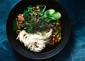 Miso Noodle Soup, Donna Hay, Winter recipes