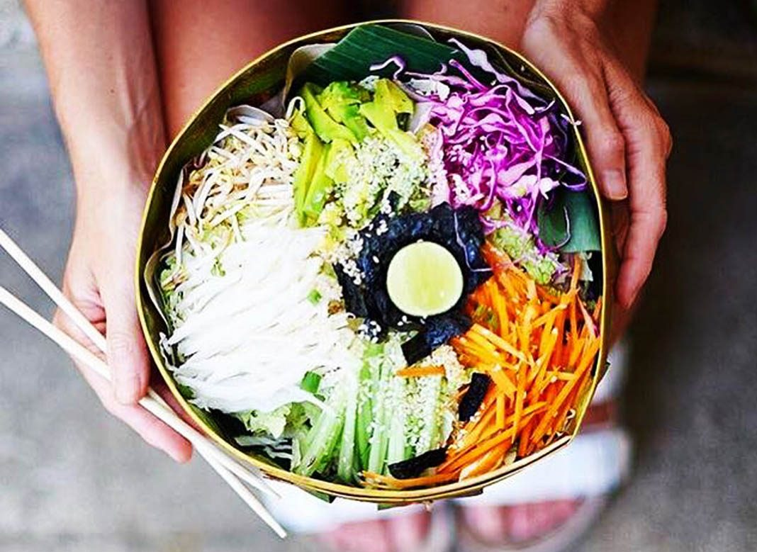 Alchemy: Bali's first and only 100% raw and vegan restaurant