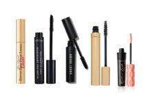mascara, lash extensions
