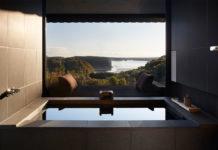 Amanemu, hot spring resort, Japan, Ago Bay