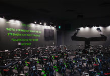 Cycle House, spin studio, boutique fitness studio, los angeles