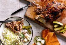 lamb shoulder, hayden quinn, lamb recipe, we love our lamb