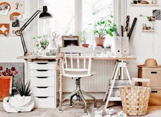 messy desk, messy office, cluttered desk, desk envy, desk inspiration, office inspiration, home office