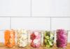 pickled vegetables, preserving vegetables, fermented vegetables, food waste