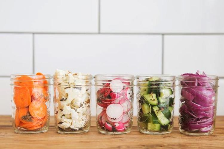pickled vegetables, preserving vegetables, fermented vegetables