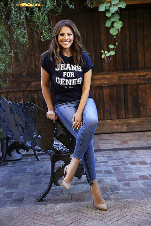 Sally Obermeder, jeans for genes day, jeans for genes, children medical research institute