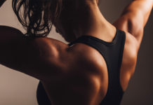 strength exercises, Fernwood Fitness, toned back