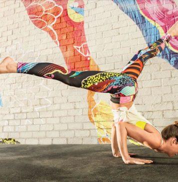 Tara Stiles, yoga, Strala Yoga, Reebok
