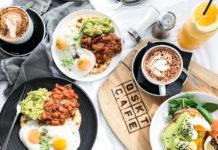 BSKT Café, Gold Coast, healthy food, matcha, breakfast, brunch