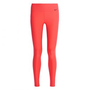 Nike legend tights, red tights