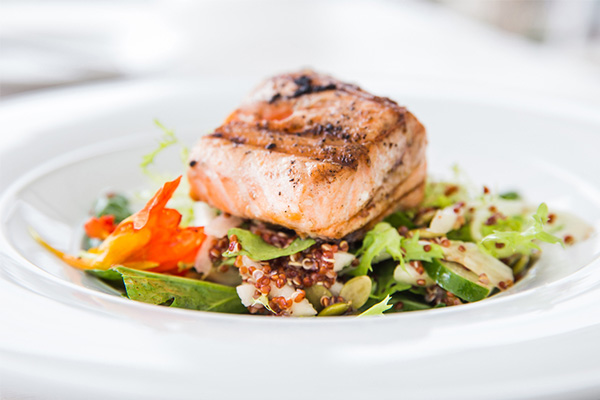 Omega 3, salmon, nutrient deficiencies, depression, stress, anxiety