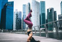 Erica Tenggara, yoga teacher, yogi, Singapore