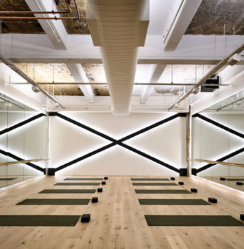 Melbourne, yoga studio, r.a.w. studios