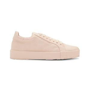 Oil Sander, pale pink sneakers, trainers, pastel