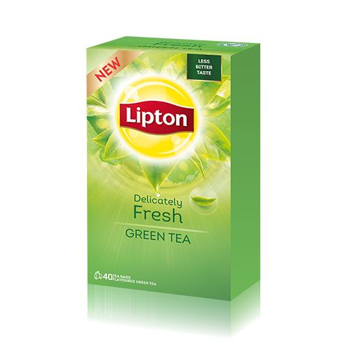 Lipton, green tea, herbal tea