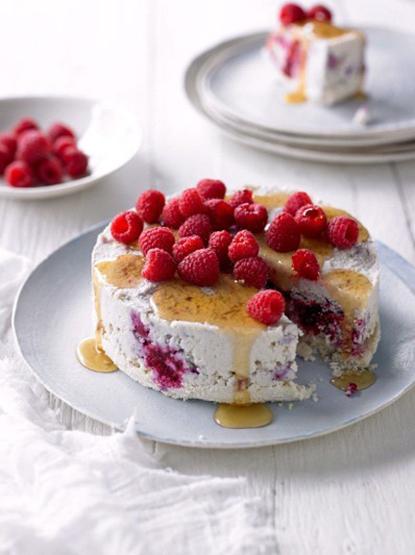 lee holmes, lee superfood, cauliflower and raspberry cheesecake, hidden vegetables, healthy cheesecake recipe