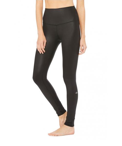 alo yoga high waisted tights