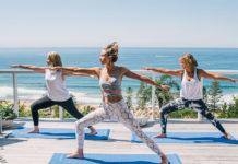 Hens Party, yoga, wedding, beach
