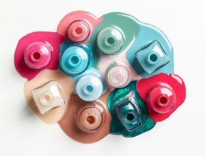 Nail polish, OPI, Essie, Burberry, nail trends
