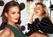 How to rock a red lip, red lipstick, Leighton Meester, Margot Robbie, Tobi Henney