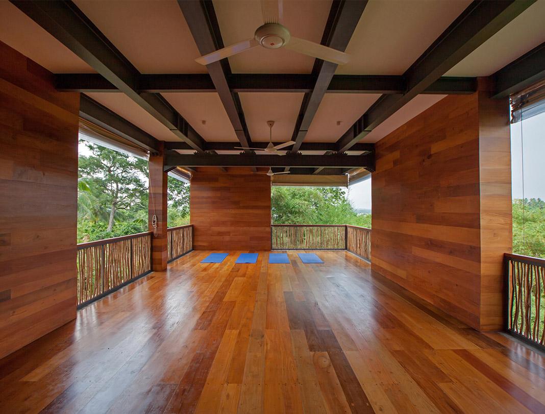 Tri Lanka, Sri Lanka, yoga studio, sustainable, eco-friendly, resort, holiday, travel