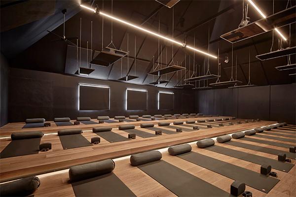 Humming Puppy, yoga studios, Melbourne, Sydney, Australia