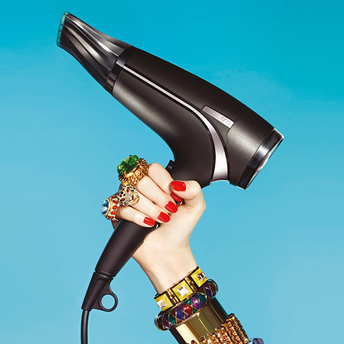 Hairdryer, blow dry, ghd