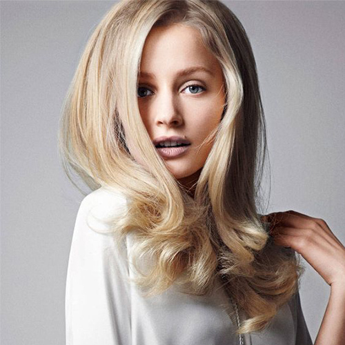 Blow Dry, hair tips