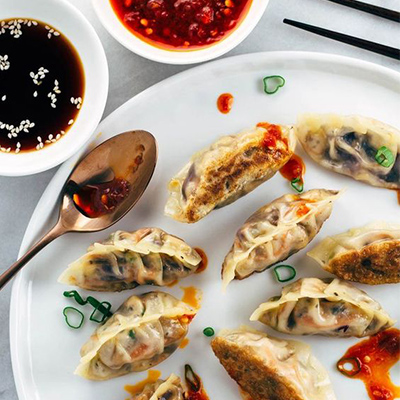 Chinese, dining out, Jessica Sepel, dumplings