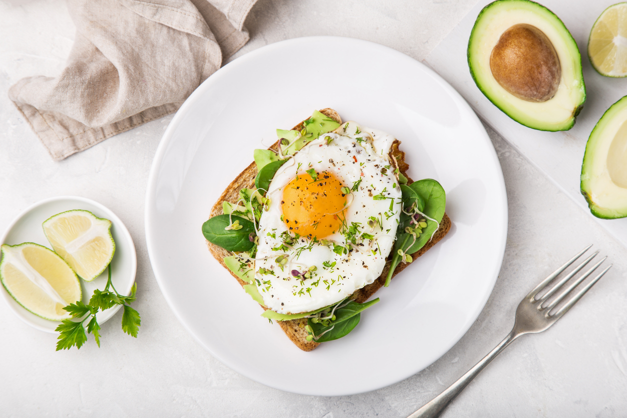 The 5 Healthiest Breakfasts You Can Eat, According To a Nutritionist