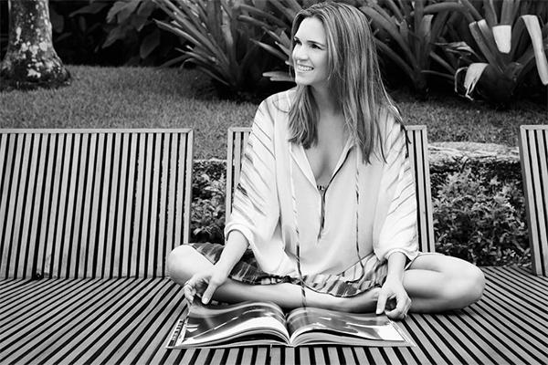 Paula Hermanny, ViX Swimwear, bikini, resort wear, beach