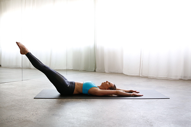 pilates precision, one hot yoga and pilates, one hot yoga, pilates workout, roll over pilates exercise