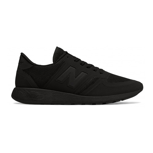 New Balance, black sneakers