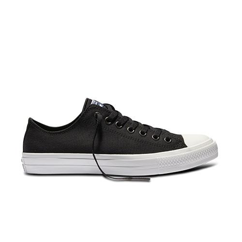 Converse, black sneakers