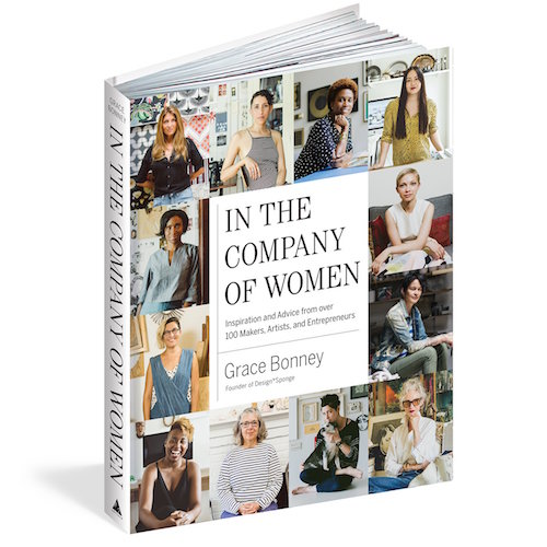 in the company of women, grace bonney, book club