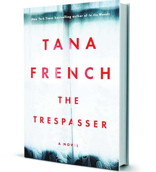 tana french, the trespasser