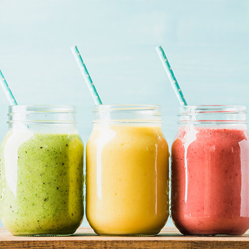 Kiwi fruit, probiotics