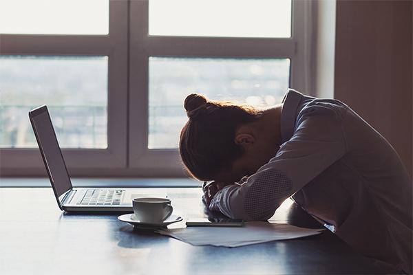 stress, bad breath, oral health, coffee